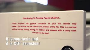 Fire Safe File Cabinet by What Is The White Dust On My Fireking Fireproof File Cabinet