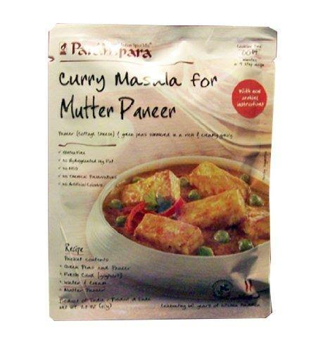 Parampara Mutter Paneer Ready to Cook Spice Mix