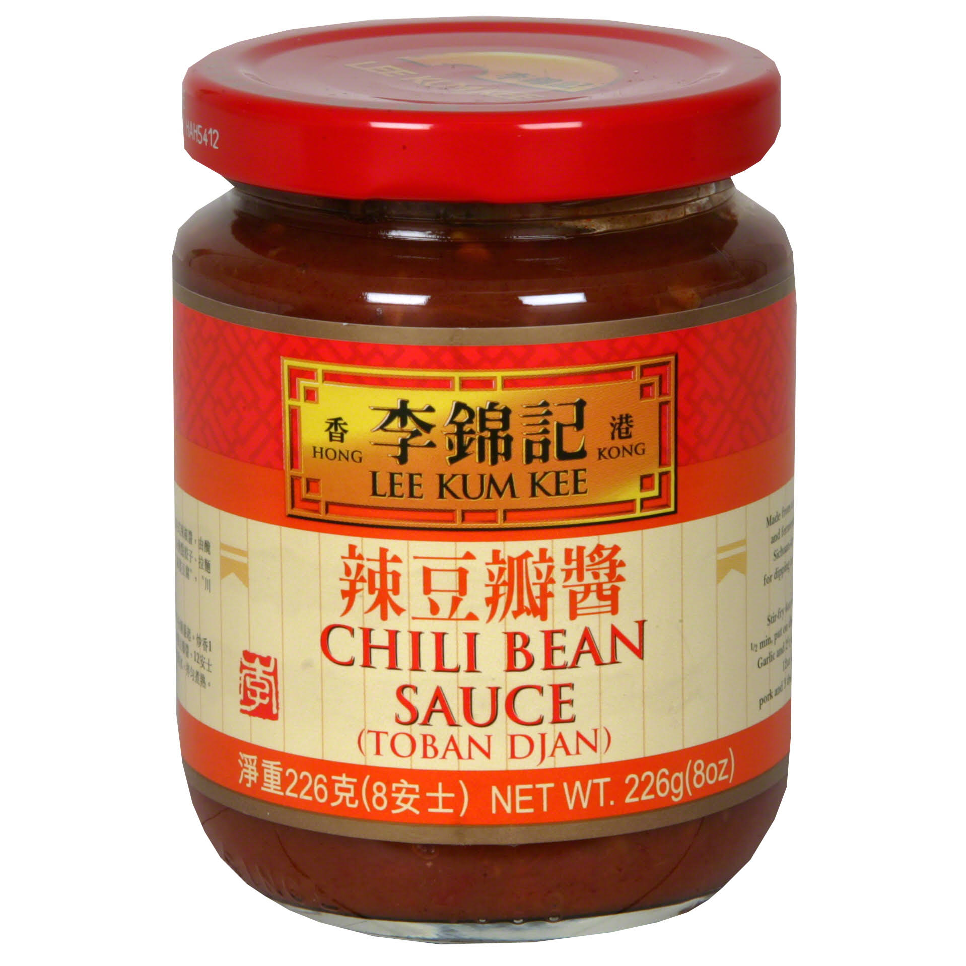 Lee Kum Kee Chili Bean Sauce - 8oz