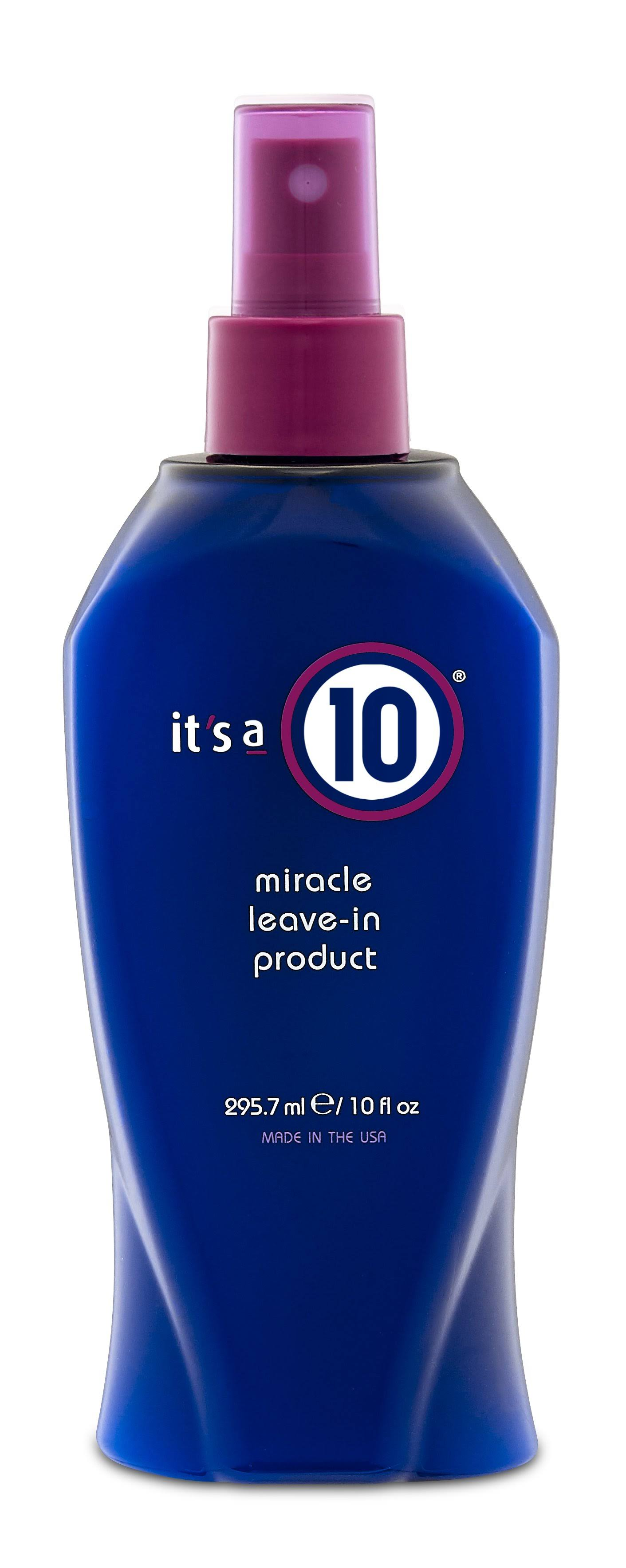 It's a 10 Miracle Leave In Product - 300ml