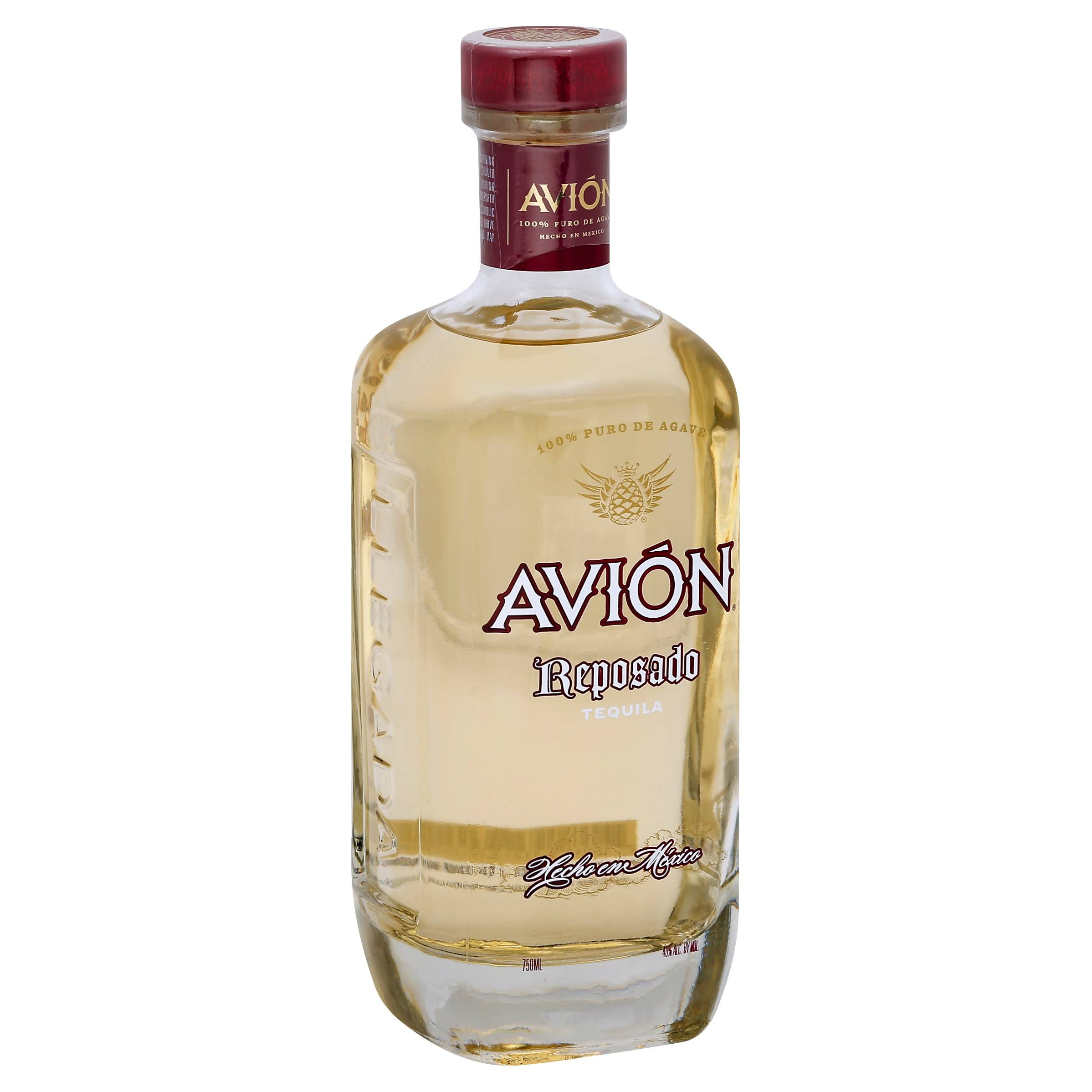 Avión Reposado Tequila - 750 ml bottle