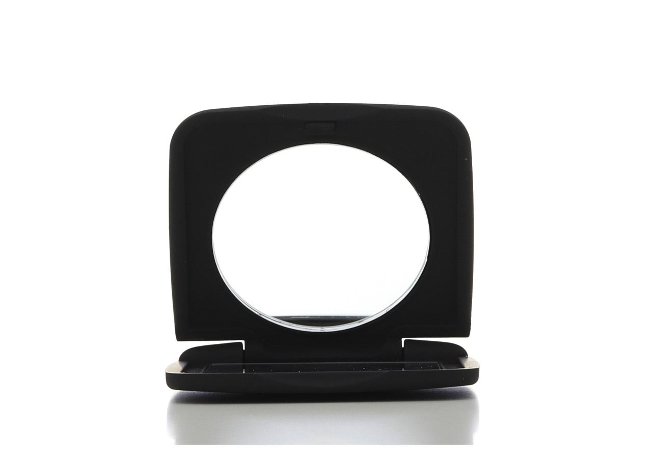 Conair 5X Magnification Compact Travel Mirror - Black