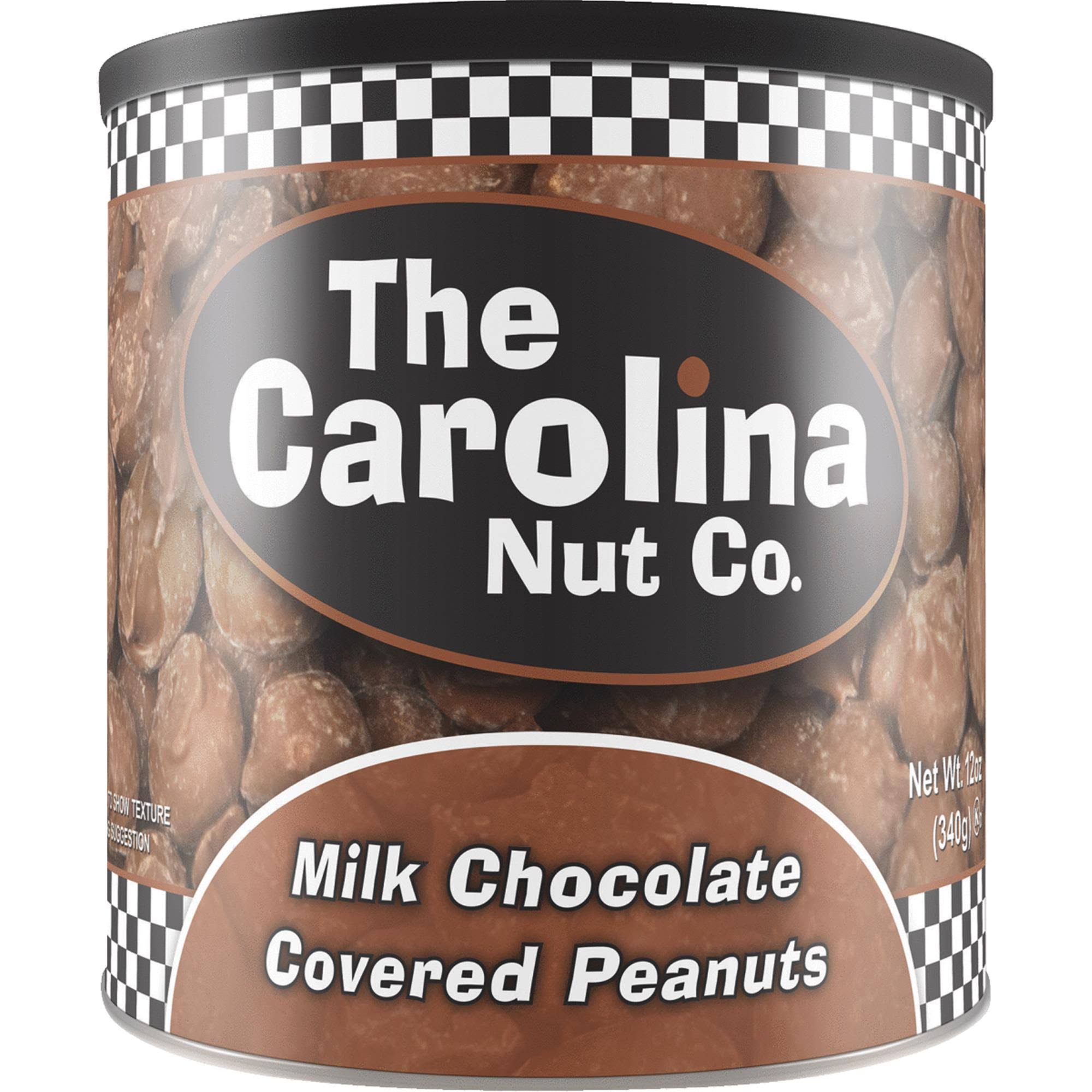 Carolina Nut Chocolate Covered Peanuts - 340g