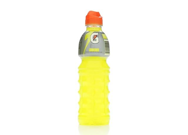 Gatorade Energy Drink - Lemon-Lime, 24Oz