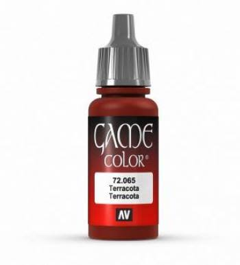 Vallejo Game Color Paint - Terracotta, 17ml