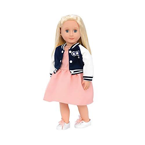 Our Generation Terry-Retro Doll Toy - 18""