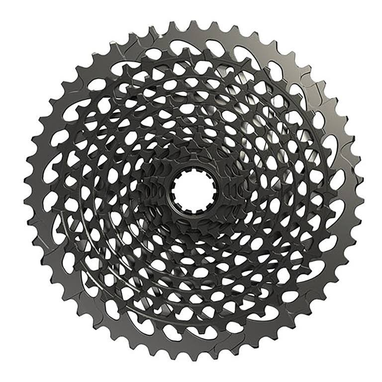 SRAM XG-1295 Eagle X01 12-Speed Cassette - Black, 10-50T