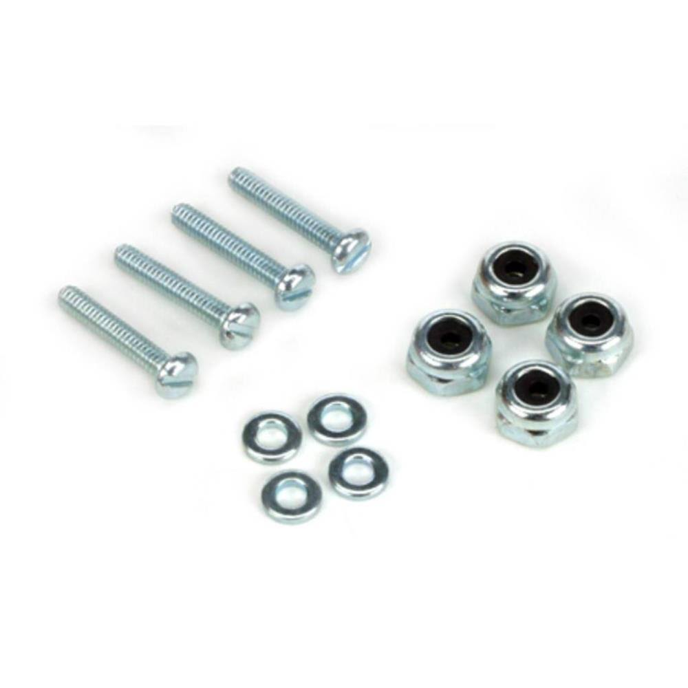 Dubro Bolt Locknut Set 256 (4)