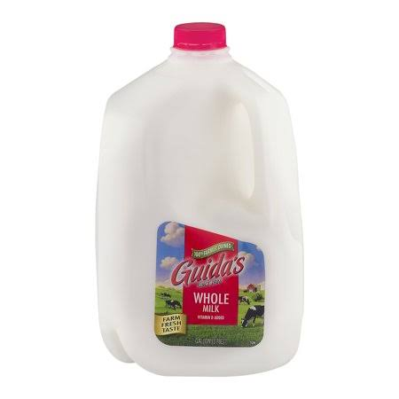 Guida's Whole Milk - 1gal