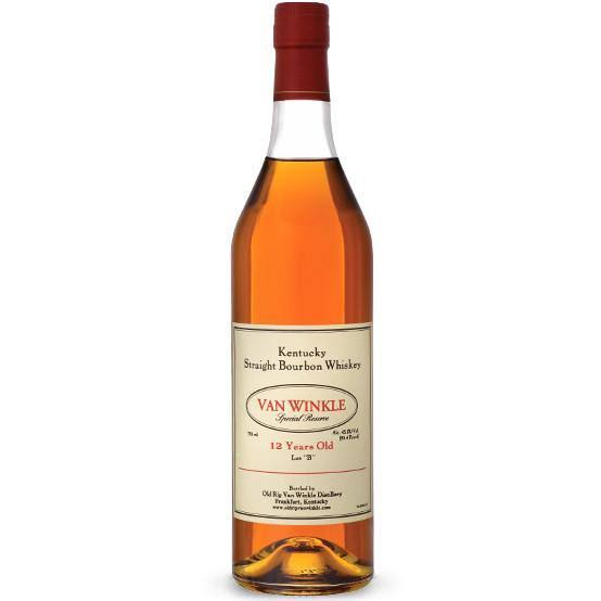 Pappy Van Winkle 12 Year Bourbon Whiskey - 750 ml bottle