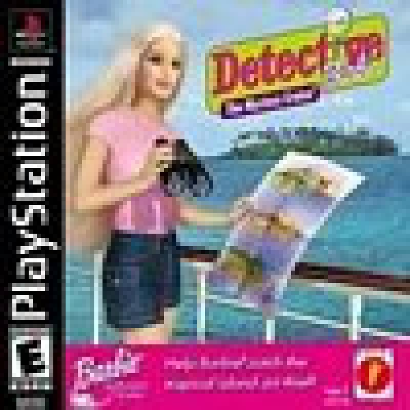 Detective Barbie: Mystery Cruise - Sony PlayStation 1