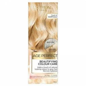 Loreal Age Perfect Hair Colour - Warm Gold, 80ml