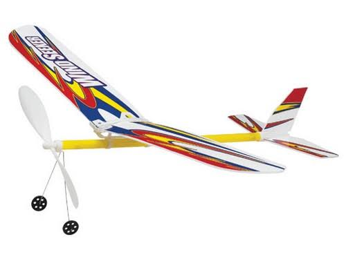 Estes Wind Seeker Rubber Band Glider Toy