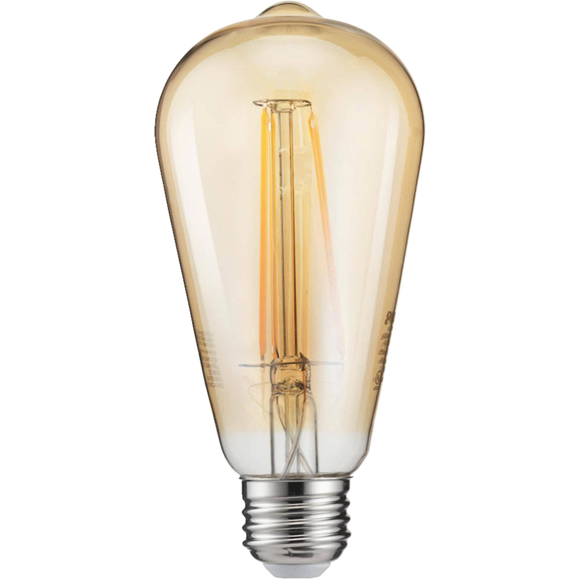 Philips E26 Decorative Led Bulb - Clear, 5W