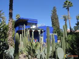 Jardin Majorelle Marrakech Marokko