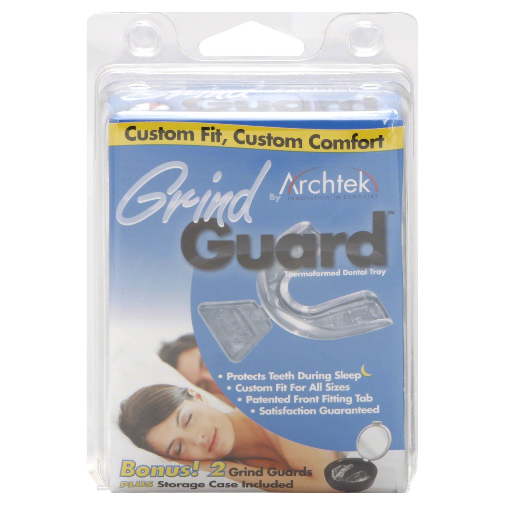 Archtek Grind Guards - with Storage Case