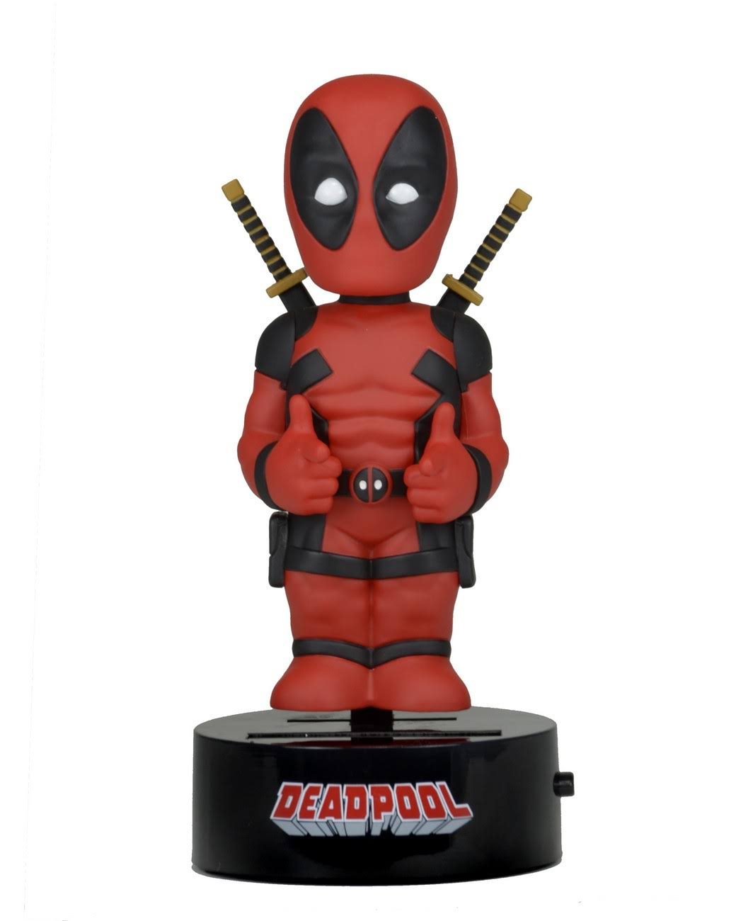 Neca Marvel Deadpool Body Knocker Figure