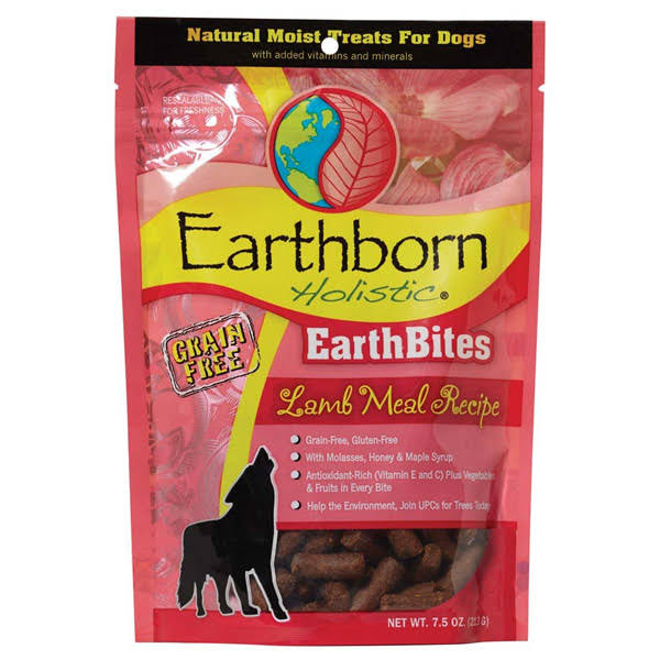 Earthborn Holistic Earthbites Dog Treat