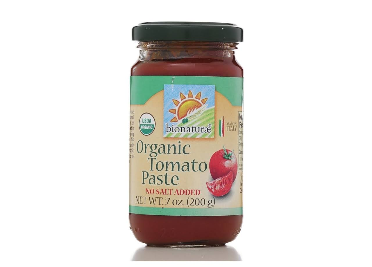 Bionaturae Organic Tomato Paste - 7oz