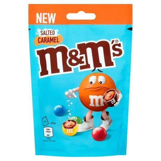 M&M's Salted Caramel Chocolate - 109g