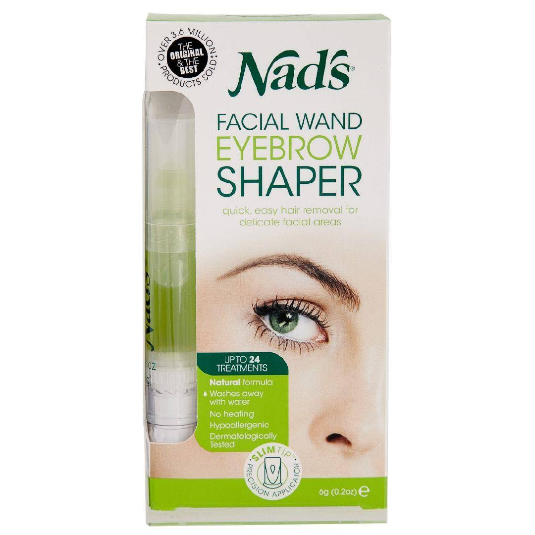 Nads Facial Wand Eyebrow Shaper - 6g