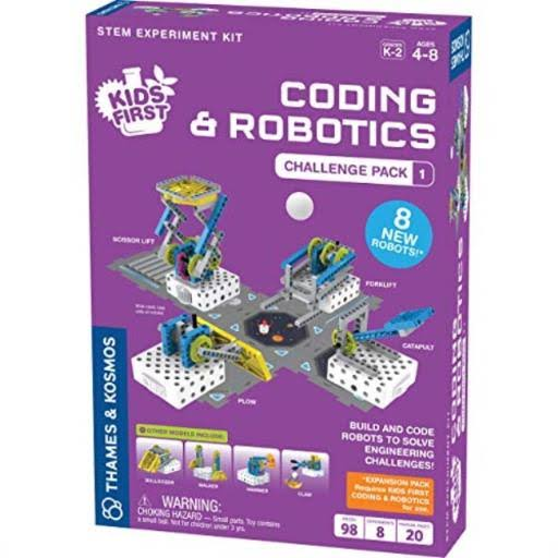Kids First Coding and Robotics Challenge Pack 1
