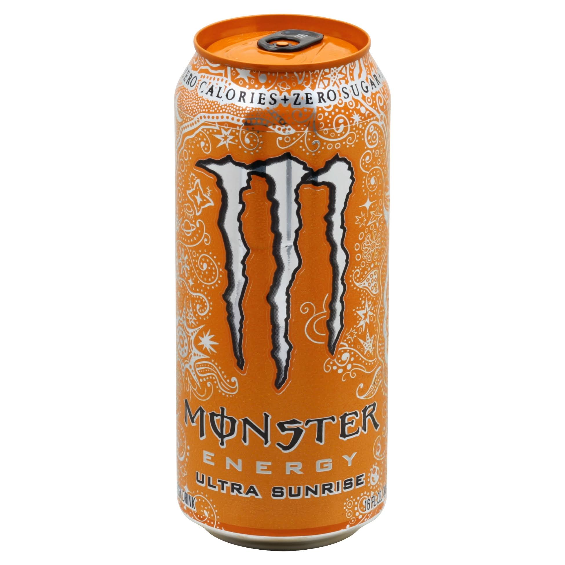 Monster Ultra Sunrise Energy Drink - 16 oz