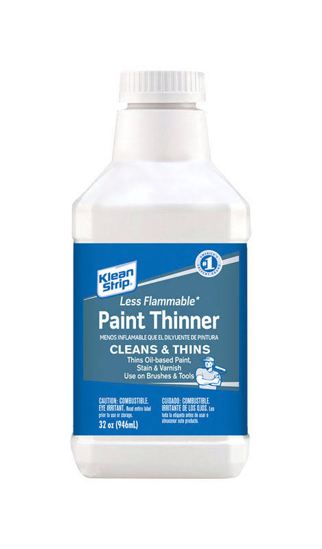 Klean Strip Paint Thinner - 1qt
