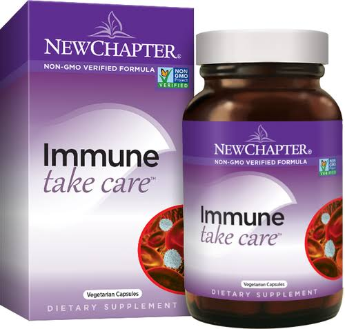 New Chapter Immune Take Care - 30 VCaps