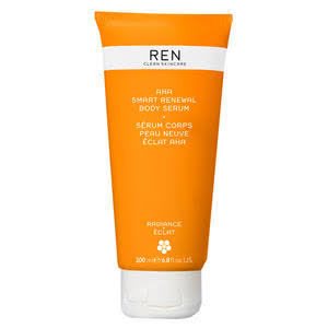 Ren AHA Smart Renewal Body Serum - 200ml