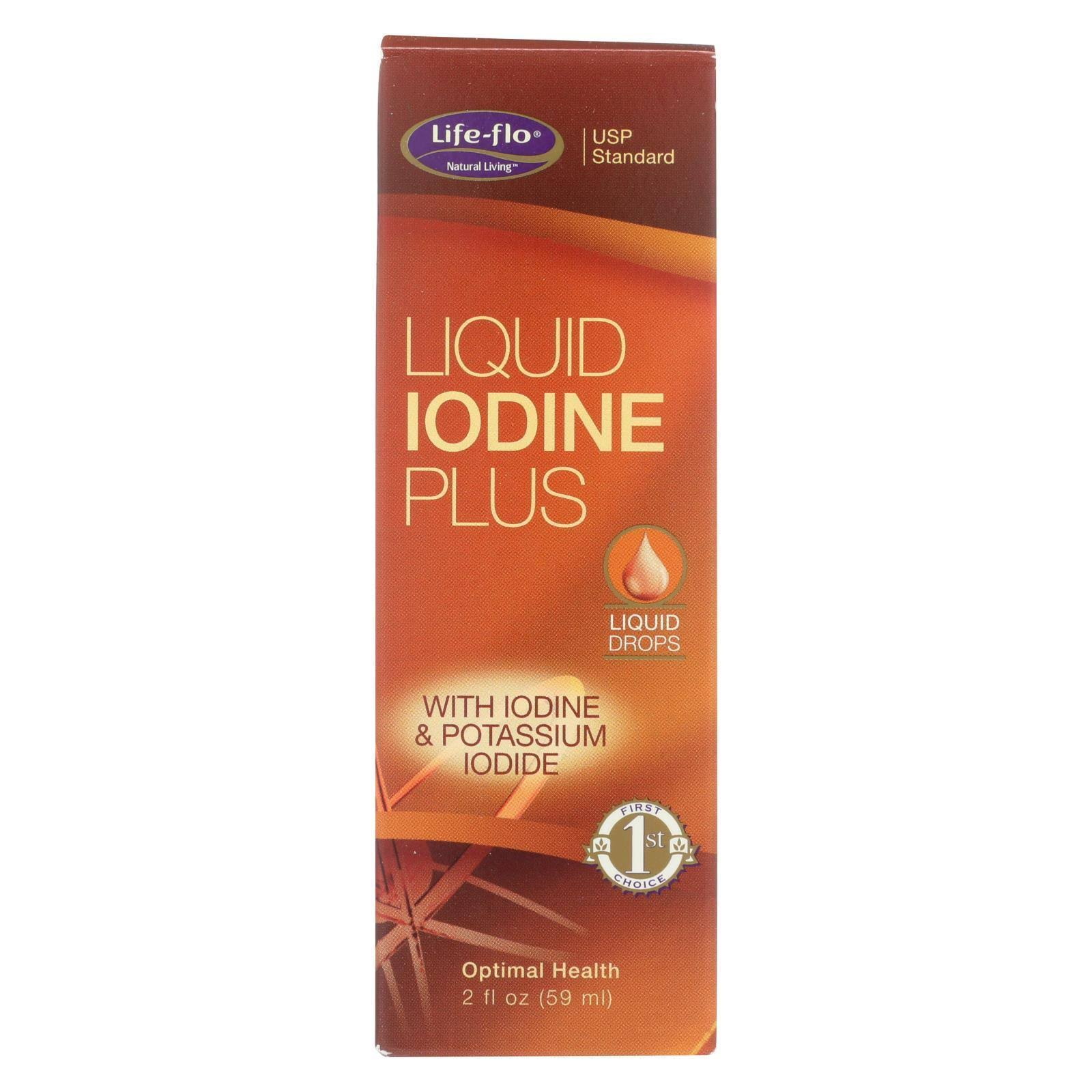 Life-Flo Health Care Liquid Iodine Plus