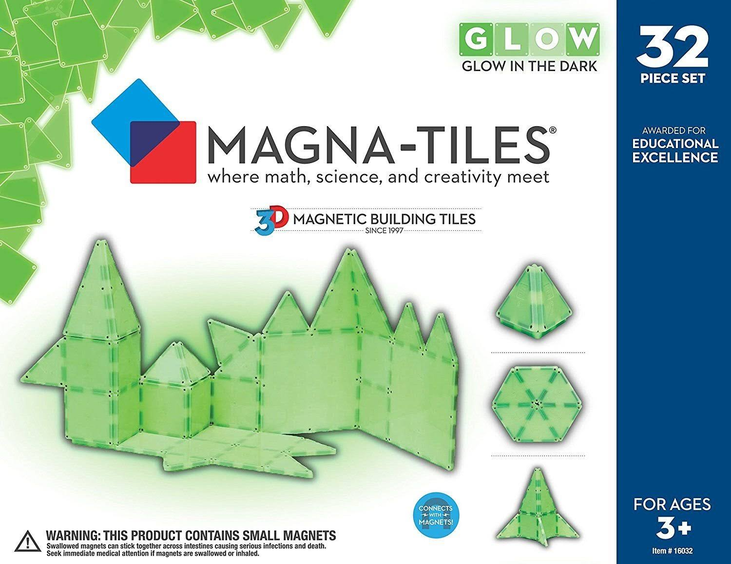 Valtech Magna-Tiles - 32 Pieces