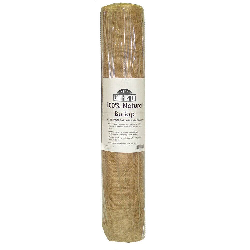 Eaton Brothers 100% Natural Burlap 3x48 Foot