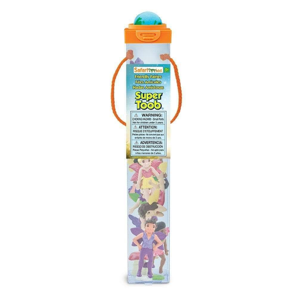 Safari LTD Friendly Fairies Super Toob