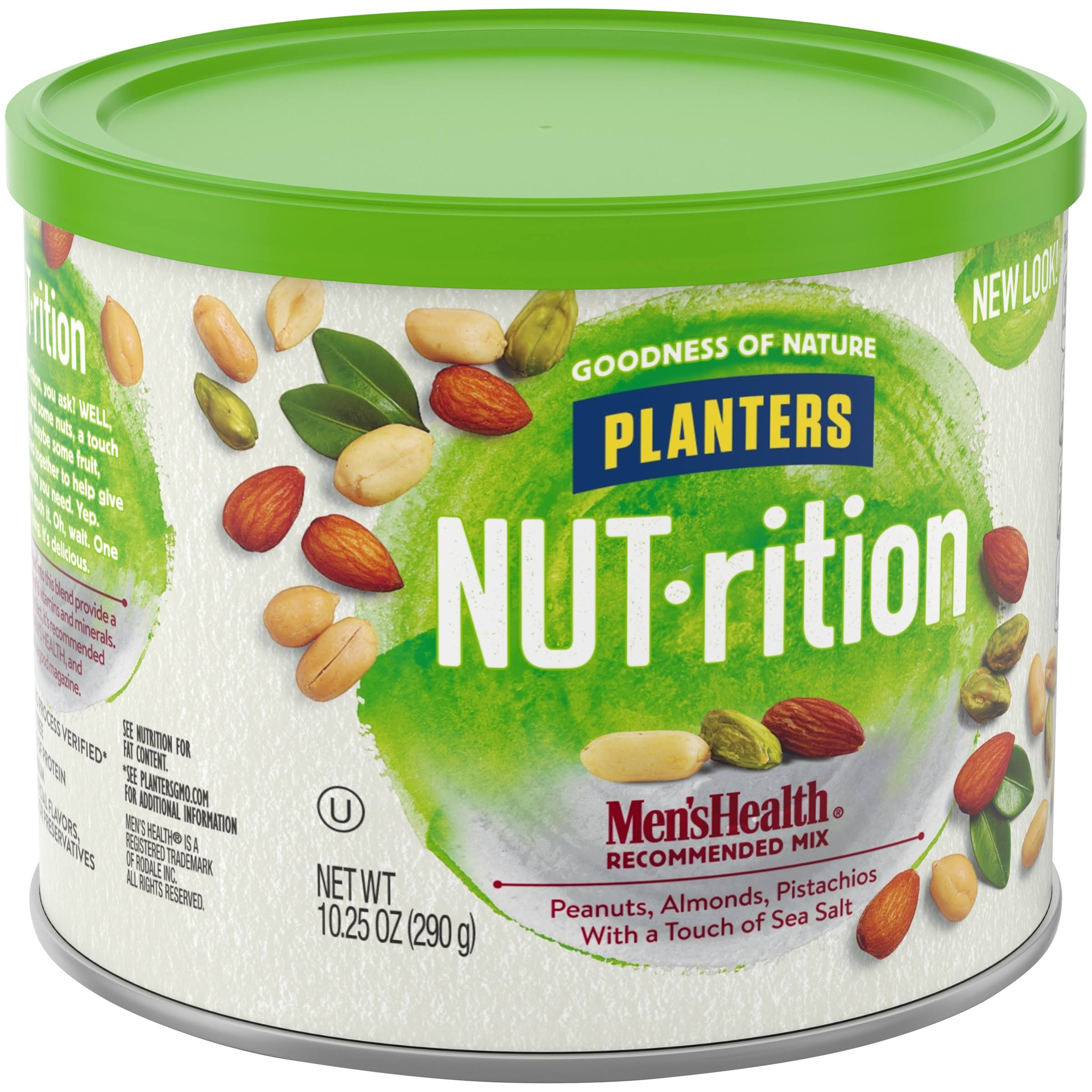 Planters NUT-rition Men's Health Recommended Mix - 10.25oz