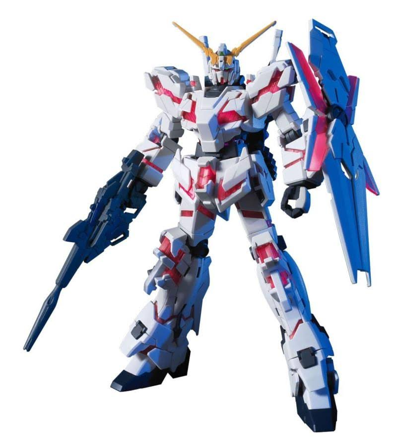 Bandai RX-0 Unicorn Gundam Model Kit - 1/144 Scale