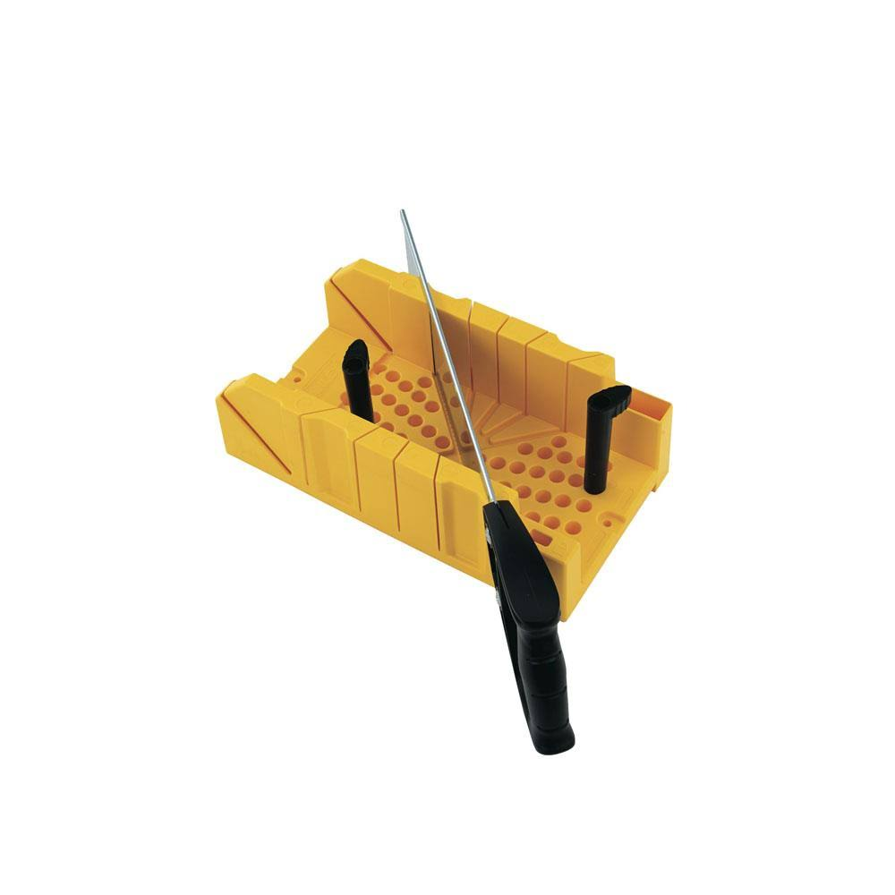 Stanley 20-600 Clamping Mitre Box with Saw