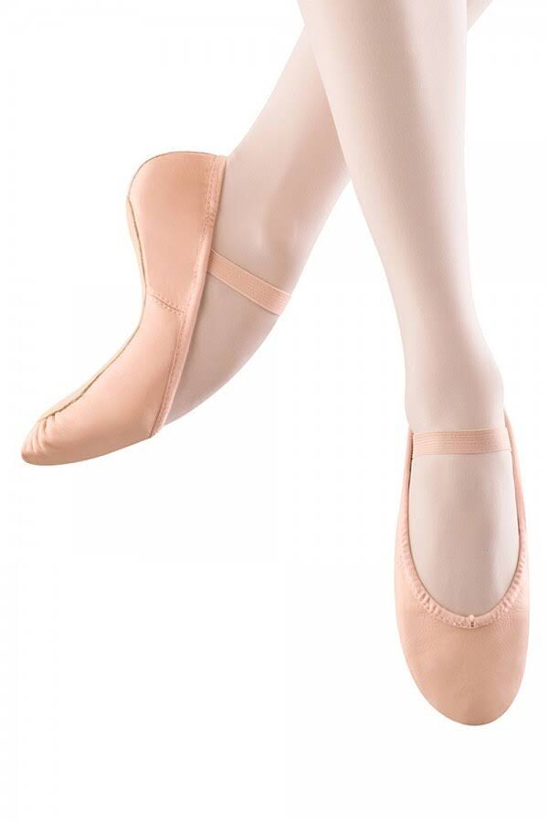 Bloch Women's Dansoft Ballet Slipper - Pink, 3US