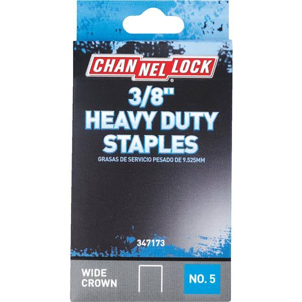 Do It Best Heavy-Duty Wide Crown Staple - 3/8""