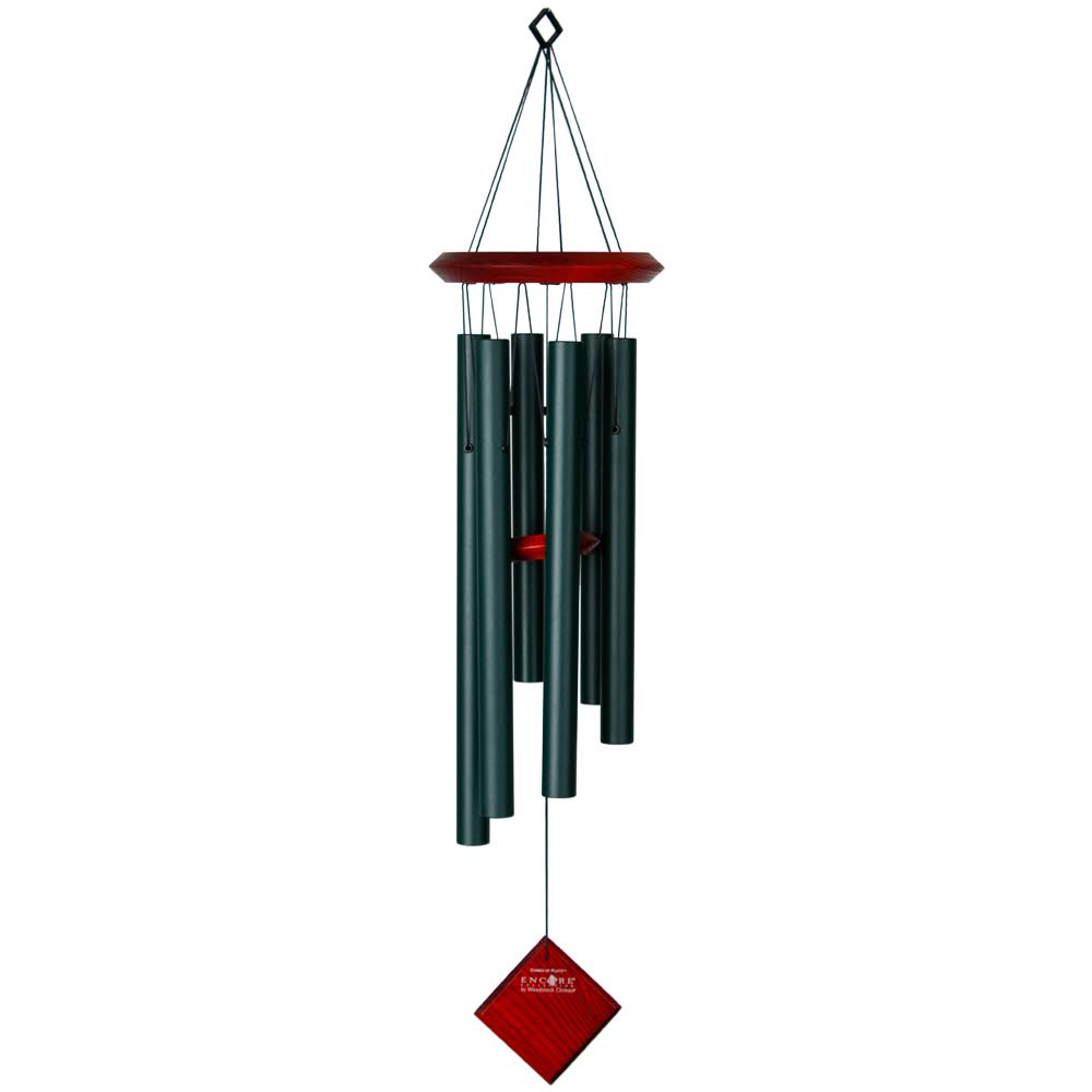 Woodstock Encore Chimes of Pluto - Evergreen, 27""
