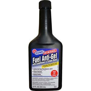 Diesel Fuel Anti-gel and Conditioner - 12oz