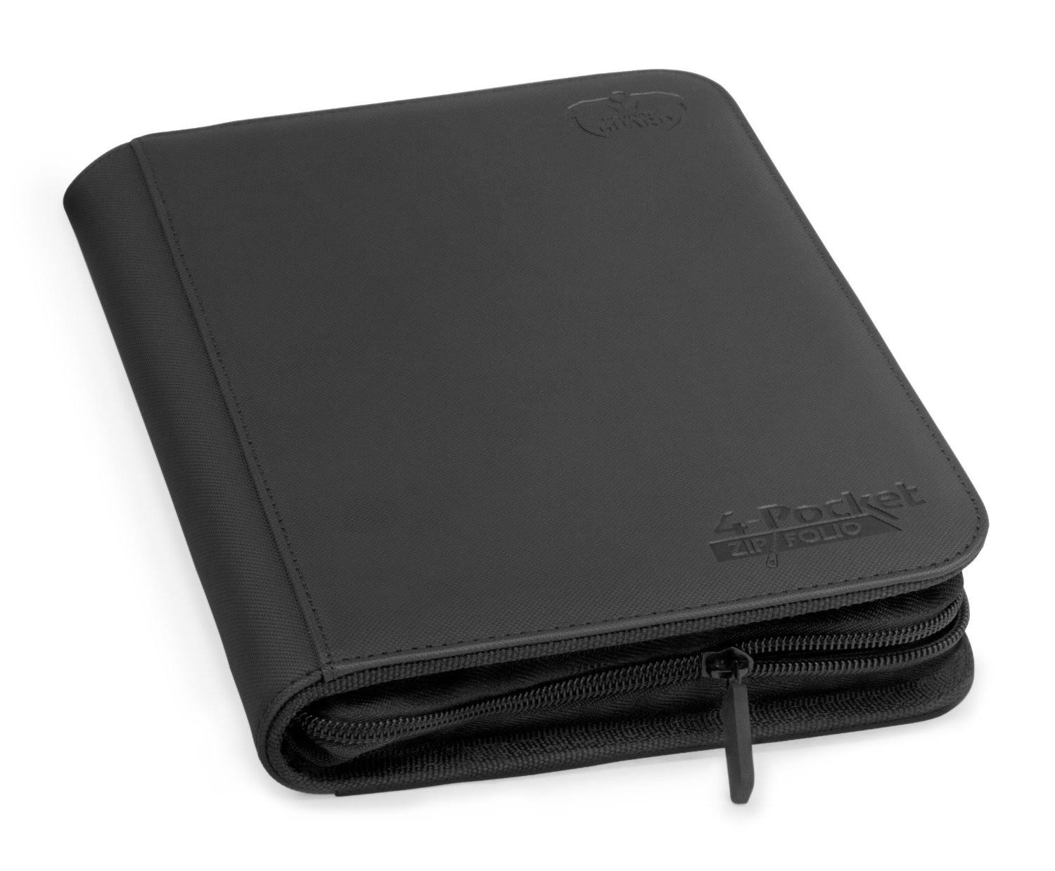 Ultimate Guard Xenoskin Zipfolio - Black