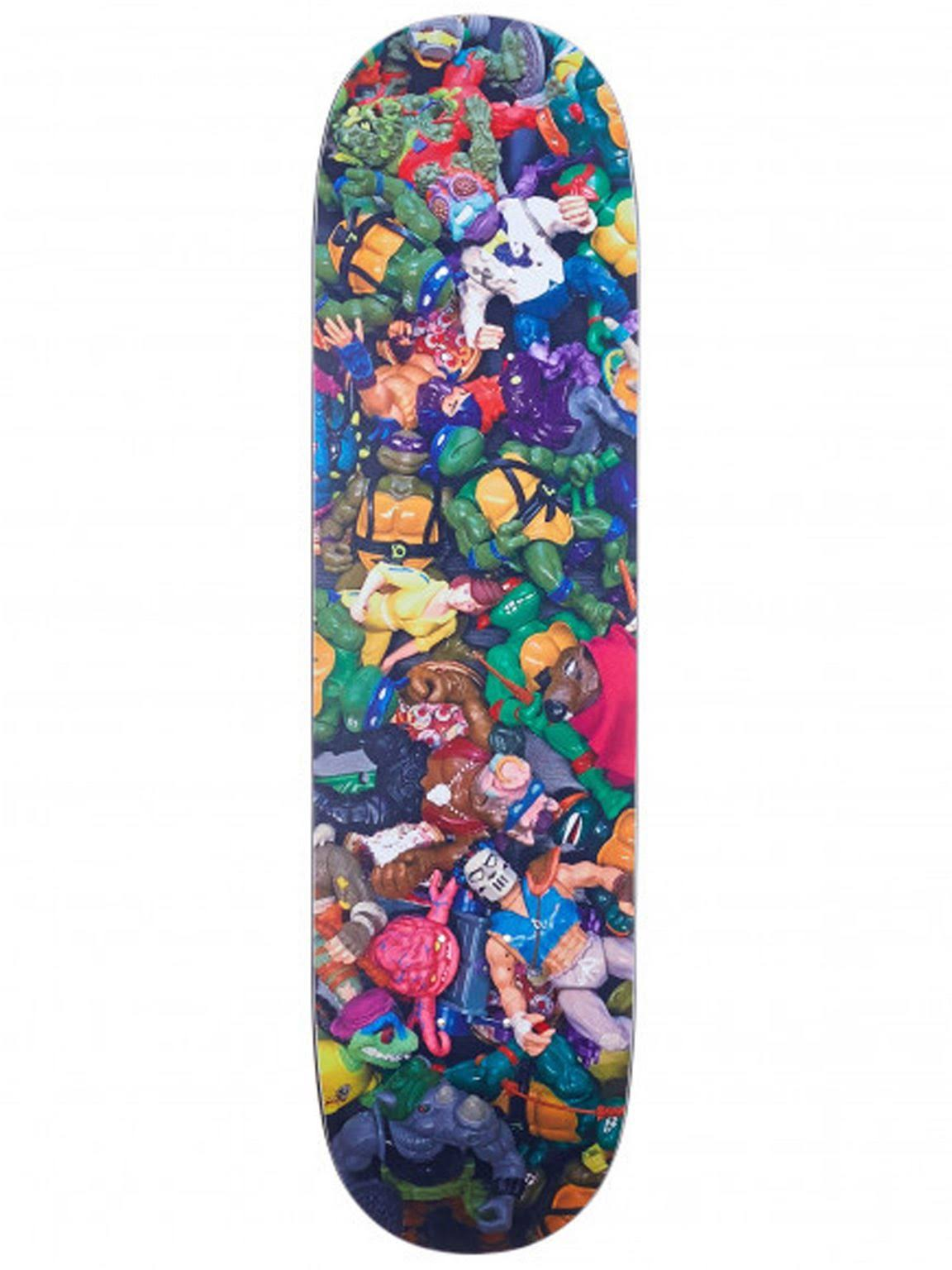 Santa Cruz Teenage Mutant Ninja Turtles Toys Santa Cruz Skateboard Deck - 8""