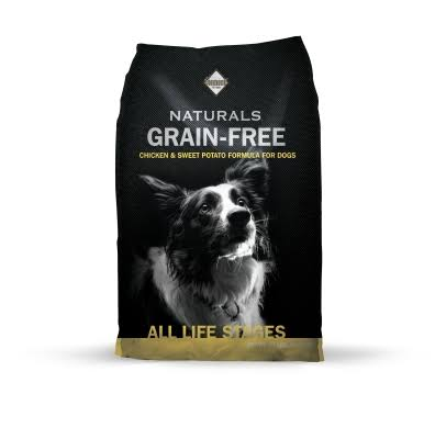 Diamond Naturals Grain Free Chicken & Sweet Potato Dog Food - 14 lb