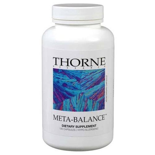 Thorne Research Meta-Balance Supplement - 120 Capsules