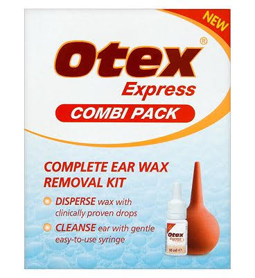 Otex Express Ear Wax Removal Kit - 10ml