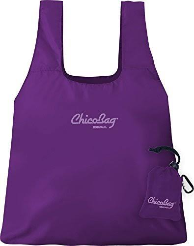 ChicoBag Original Reusable Shopping Bag - Purple