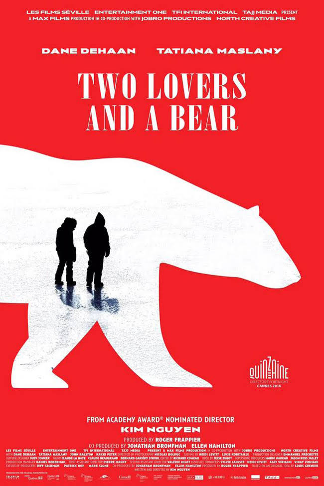 Two Lovers and a Bear 2016 Full Movie Download WEB-DL 720p