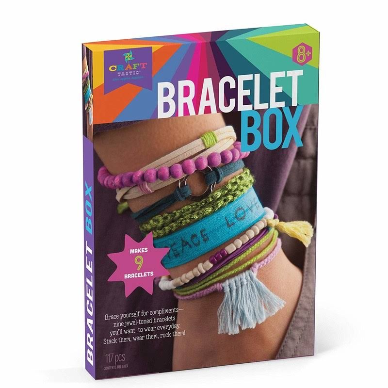 Craft-tastic Bracelet Box Kit