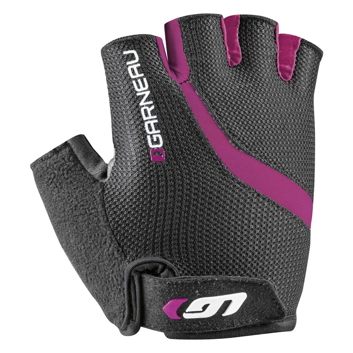 Louis Garneau Women's Biogel RX-V Cycling Gloves - Fuchsia, Large
